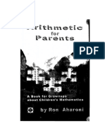 Ron Aharoni_Arithmetic for parents.pdf