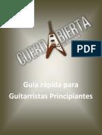 Kipdf.com Guia Rapida Para Guitarristas Principiantes 5ab4fbc21723dd439c96b3e9