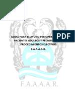 Guias para el ayuno perioperatorio en pacientes adultos y pediatricos FAAAAR .pdf