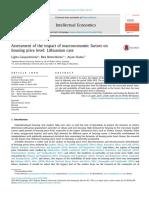 Factors of Housing Price