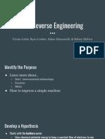 fan reverse engineering