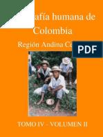 Geografia Humana de Colombia Reg Andina Central