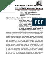 Promueva Accion Penal -Omar Muñiz