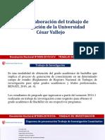 Guía de Elaboración Del Trabajo de Investigación ENFOQUE CUANTITATIVO