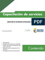 Como Exportar Servicios en Colombia