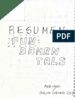 Resumen Fundamentals Liks