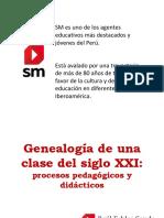 Conferencia Procesos pedagógicos