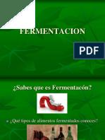 Fermentación - Biología