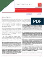 Reporte Monitoreo Mensual Industria Bancaria - Junio 2017