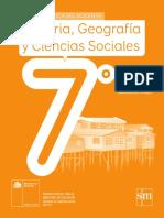 Historia, Geografía y Ciencias Sociales 7º Básico-Guía Del Docente