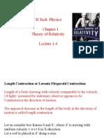 Relativity 4