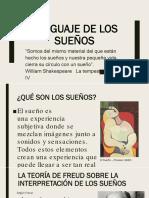 lenguaje de los sueños.pptx