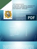 Análisis Numérico - 2do trabajo FINAL.pptx