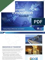 Transport Innovation Toolkit