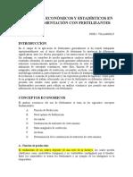 Conceptos Económicos y Estadísticos (Fertilizantes)2