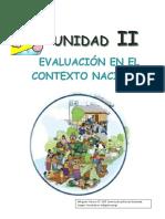 Texto Paralelo, UNIDAD II