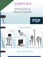 Monitoria - Introdução à Ultrassonografia
