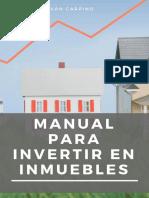 Manual para invertir en inmuebles