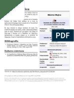 Máximo Mujica - Wikipedia, La Enciclopedia Libre