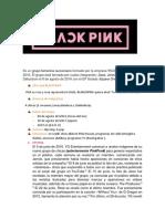 Blanck Pink