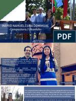 Dossier Ingrid Nahuelcura