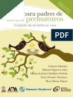 GUIA PARA PADRES DE NIÑOS PREMATUROS