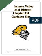 MVSD Guidance Plan
