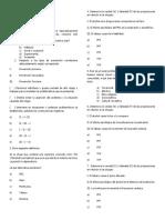 Examen Tipo Admisión 3 Final