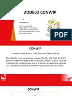 MODELOS CONWIP