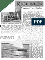 _Sail Canoe Rigging
