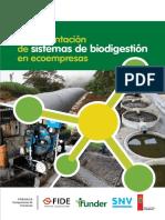 Sistemas de biodigestion ecoempresas