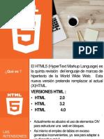 HTML5 [Autoguardado]
