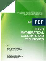 Module-5-Using-Mathematical-Techniques.pdf