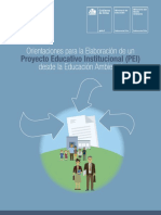PEI Proyecto educational
