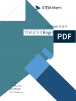 toaster report  w