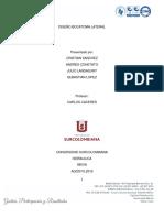 Informe Final hidraulica Diseño de bocatoma
