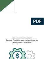 Buenas Prácticas Para La Confección de Un Presupuesto Financiero Manual Empresa 2