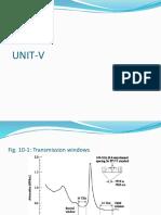 UNIT-V OCN