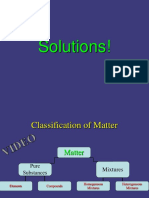 Intro to Solutions and PPM