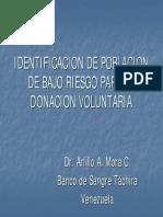 Cc1 Identificacion de Poblacion de Bajo Riesgo Arfilio Mora
