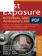 First Exposure Int Med.pdf