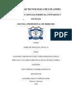Sanchez Chalco Jorge Daniel Trabajo Derecho Procesal Penal 2