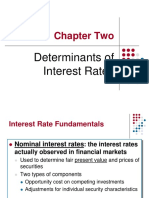 Financial Markets Chapter 2 and 3