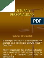 Cultura y Personalidad (2)
