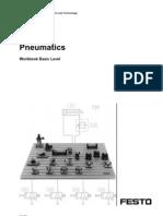 Pneumatics Workbook by Festo