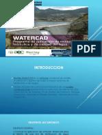 Abastecimiento de Agua Watercad