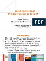 Parallel Functional Programming in Java 8