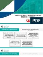 Problemática de Lima - Municipalidad de Lima