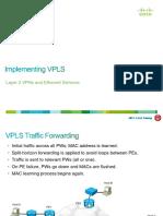 13. Implementing VPLS