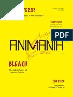 Magazine Design & Layout